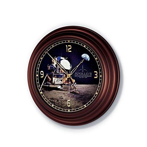 'Apollo 11' Illuminated Atomic Clock