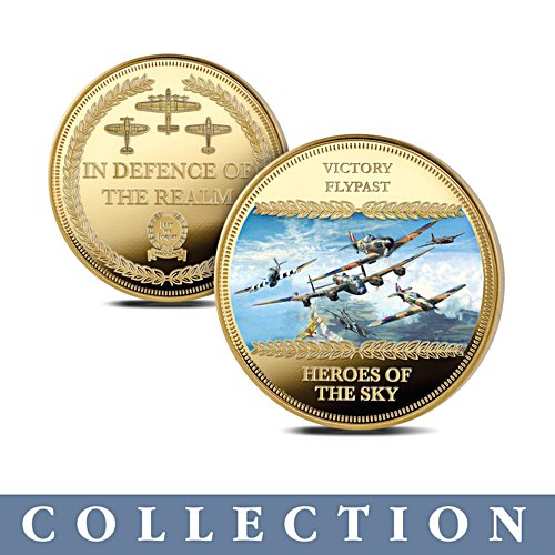'Heroes Of The Sky' Commemorative Collection