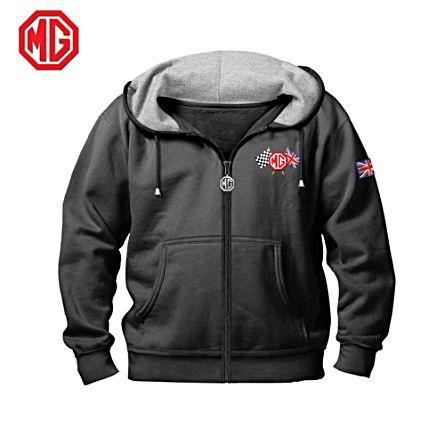 MG Racing Hooded Jacket