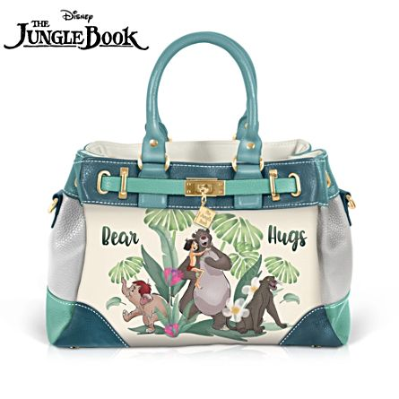 Jungle Book Classic Handbag