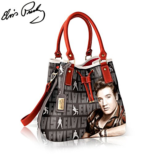 Elvis™ Rock 'n' Roll Handbag