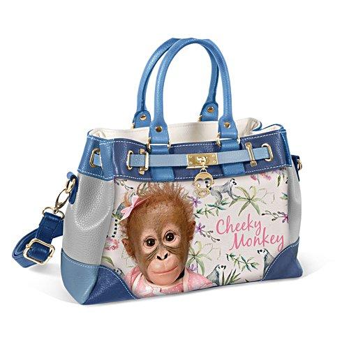 Annabelle 'Cheeky Monkey Ladies' Handbag