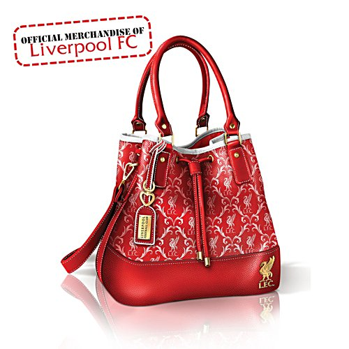 Liverpool FC 'You'll Never Walk Alone' Ladies' Handbag
