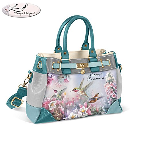 Lena Liu 'Nature's Treasures' Handbag