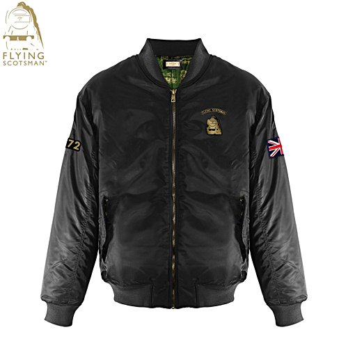 Flying Scotsman 'Legend Of Steam' Men's Guard Jacket