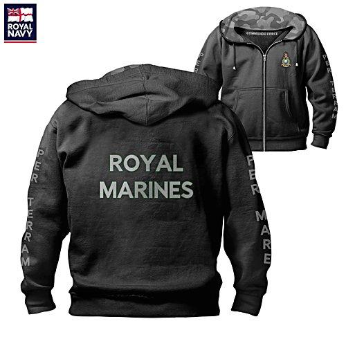 Royal Marines Men's Hooded Jacket