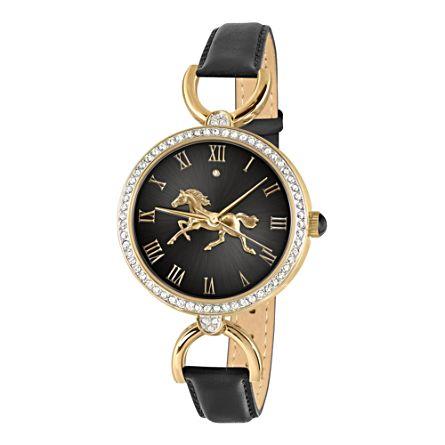 'Spirit Of Freedom' Ladies Horse Diamond Watch