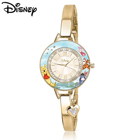 'The Magic Of Disney' Ultimate Collector's Ladies' Watch