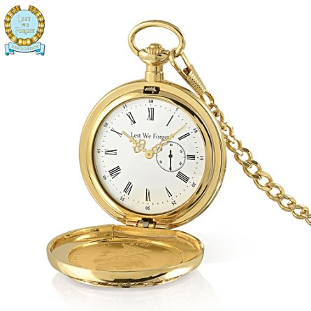 'First World War Armistice Centenary' Pocket Watch