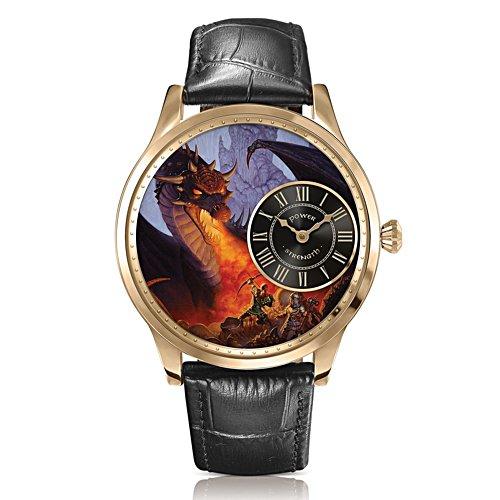 Matthew Stawicki 'Timeless Legend' Men's Dragon Watch