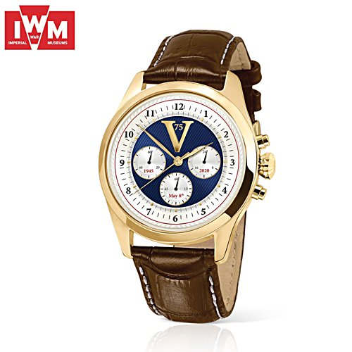 'Victory In Europe' 75th Anniversary Men's Chronograph Watch