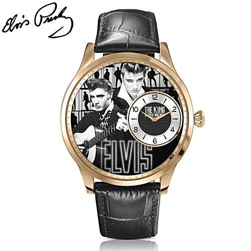 Elvis™ 'The King Of Rock 'n' Roll™' Men's Watch