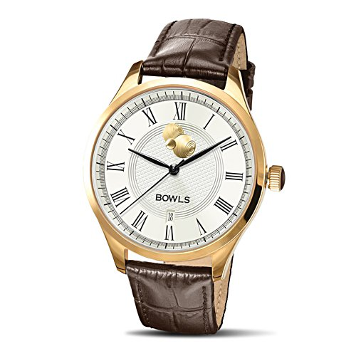 'The Spirit Of Bowls' Men's Watch
