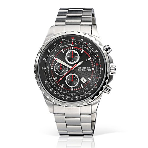'The Spirit Of Cycling' Men's Chronograph Watch