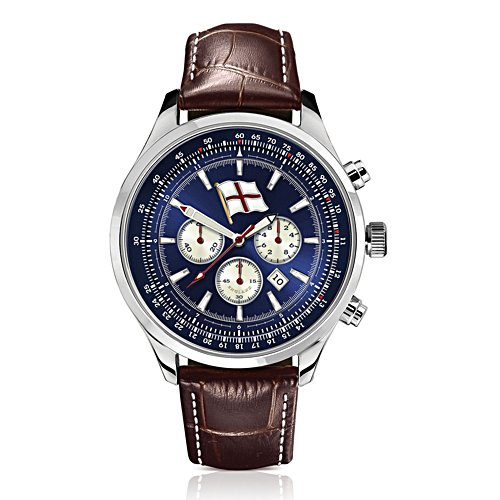 'Spirit Of England' Chronograph Watch