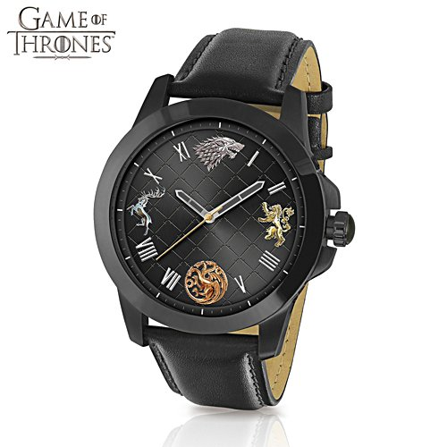 'A Game Of Thrones – Fire And Ice' Men's Watch