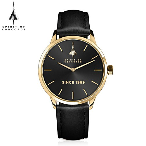 'Legend Of The Sky' Gold-Plated Watch