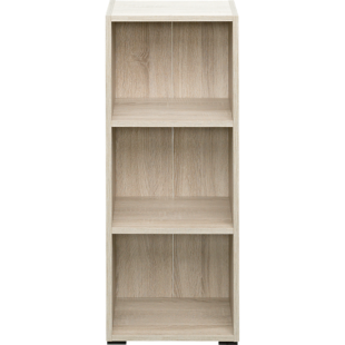 Etagere escalier 6 cases chene fly - Etagere bibliotheque fly ...