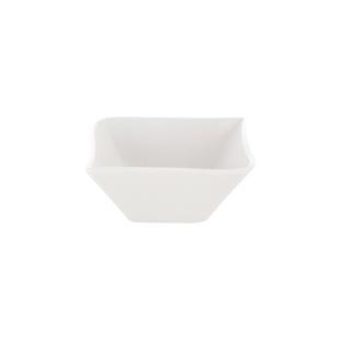 FLY-coupelle en porcelaine 10,5x10,5 cm blanc
