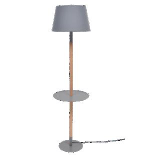 liseuse en acier h 158 cm fly. Black Bedroom Furniture Sets. Home Design Ideas