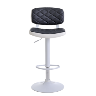 Tabouret bar blanc blanc fly - Tabouret bar transparent fly ...