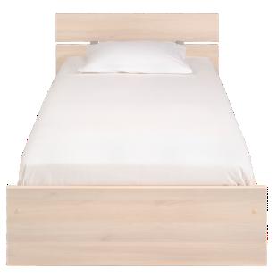 lit mezzanine 140x190cm metal noir lit enfant lit. Black Bedroom Furniture Sets. Home Design Ideas