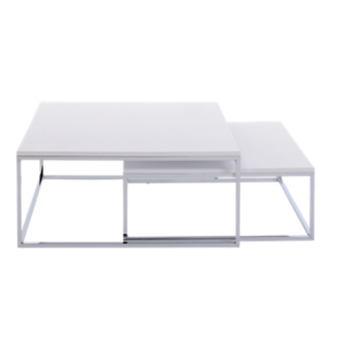 basse Fly laque Table dinette blanc k8nwXONP0