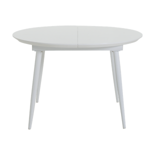 Table rectangulaire chene table table chaise - Table blanche fly ...