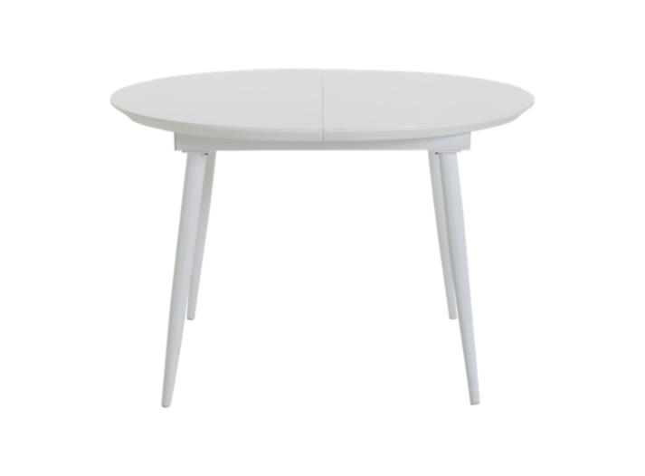 Table ronde blanche fly - Table blanche fly ...