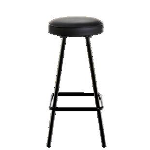 Tabouret Bar Bois Noir Tabouret Table Chaise Meuble Fly