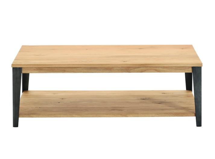 table basse gris chene oak fly. Black Bedroom Furniture Sets. Home Design Ideas