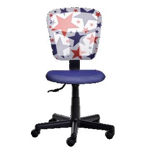 chaise de bureau sur roulettes orange - chaise de bureau - bureau ... - Fly Chaise De Bureau