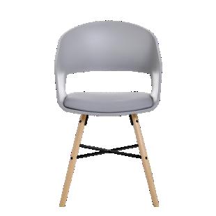 chaise bois noir fly. Black Bedroom Furniture Sets. Home Design Ideas