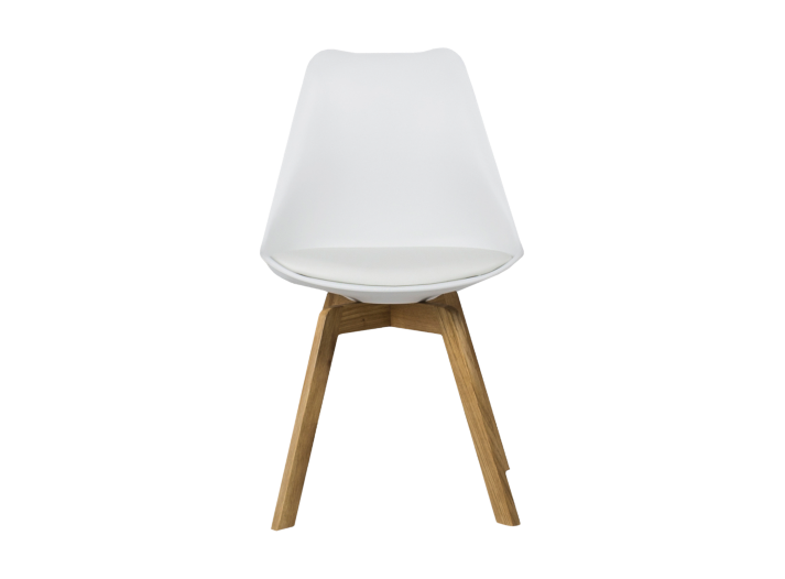Chaise coque blanche chaise table chaise meuble fly - Table blanche fly ...