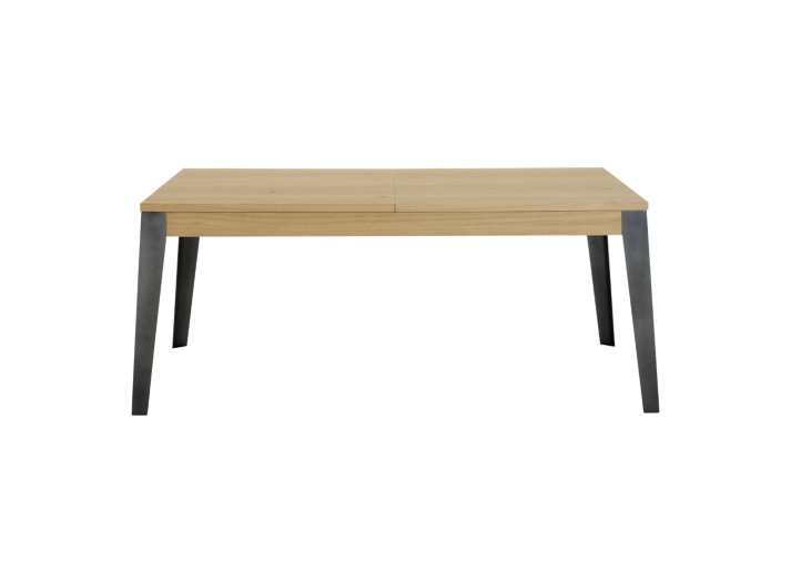 Table rectangulaire avec allonge table table chaise meuble fly - Table rectangulaire avec allonge ...
