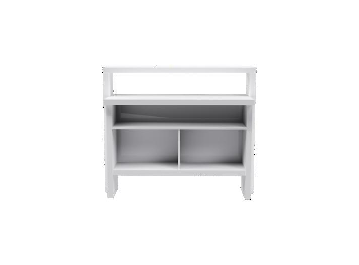 bar laque blanc fly. Black Bedroom Furniture Sets. Home Design Ideas