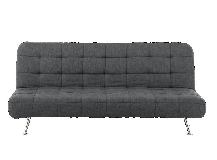 banquette lit tissu gris banquette cat gories canap fly. Black Bedroom Furniture Sets. Home Design Ideas