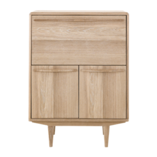 FLY-secretaire chene