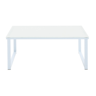FLY-table basse blanc