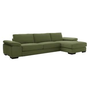 canape fixe 3 places tissu coloris bleu petrole fly. Black Bedroom Furniture Sets. Home Design Ideas