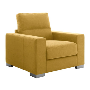 FLY-Fauteuil composable tissu Kendo Narciso