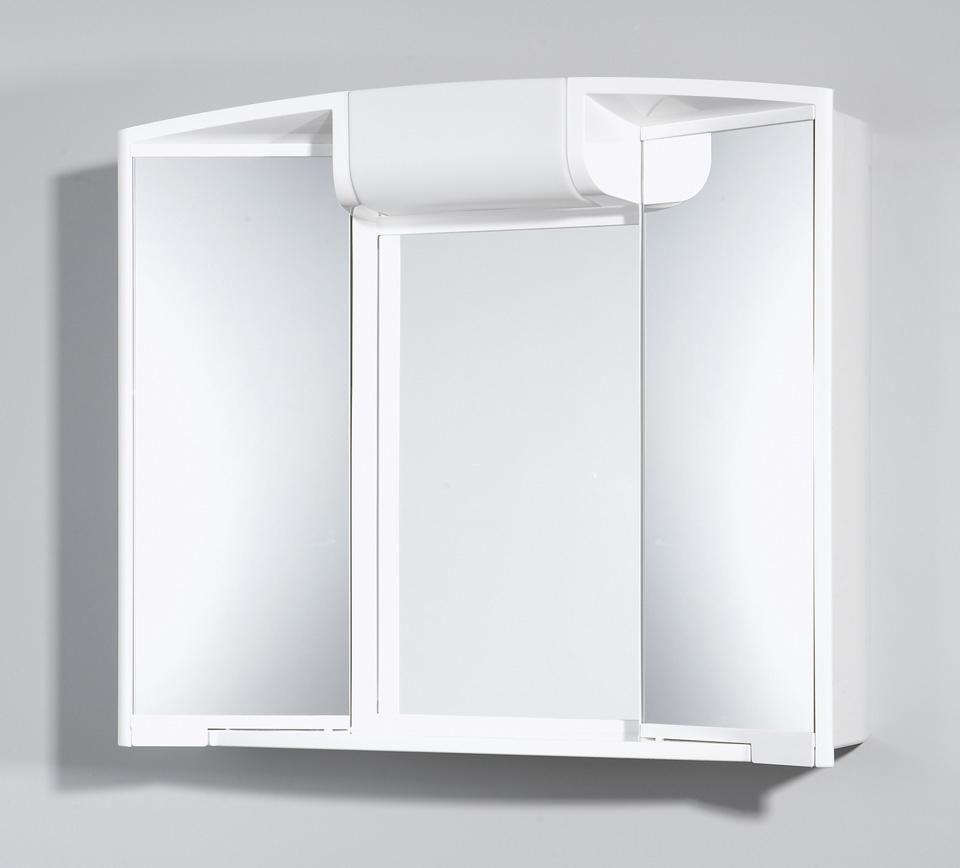 Spintelės su veidrodžiais