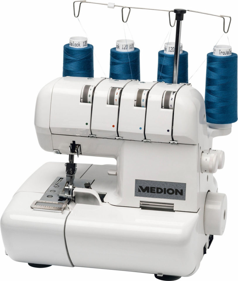 Overlock siuvimo mašinos