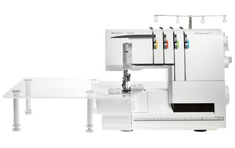 Оверлок швейная машина Huskylock s21 2...