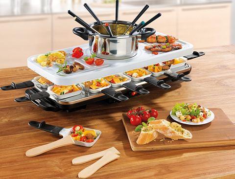 GOURMETMAXX Raclette и набор для фондю Raclette- и...