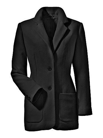 Пиджак длинный с Reverskragen
