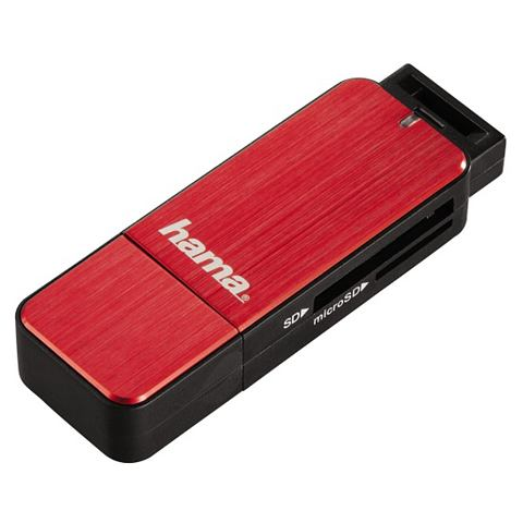 USB-3.0-Kartenleser SD/micro SD Alu кр...