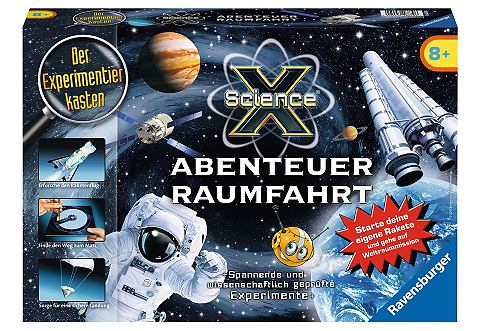 RAVENSBURGER Experimentierkasten »Science X -...