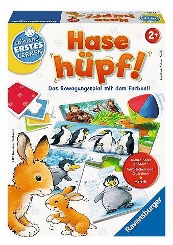 Puzzle-Spiel »Hase hüpf!&la...