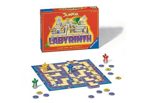 RAVENSBURGER Familienspiel »Junior Labyrinth&...